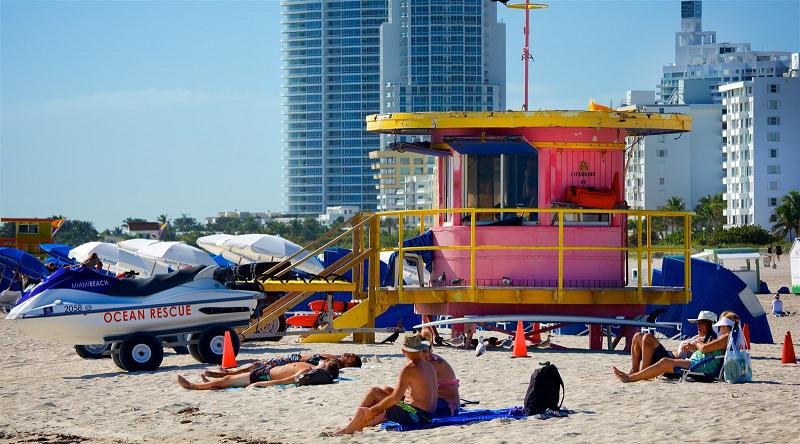 miami beach reopening