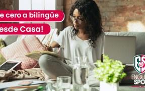 ¡De cero a bilingue desde casa! Miami English Spot