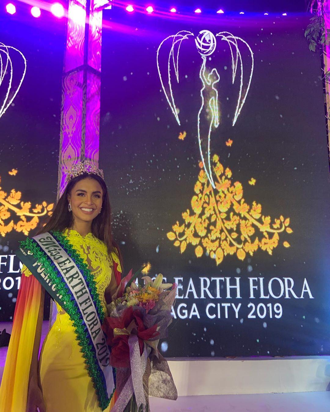 quien gano el Miss earth 2019 Puerto Rico