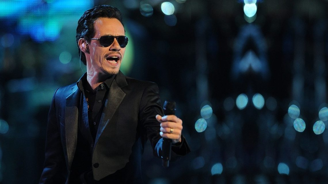 fechas gira Opus Marc Anthony