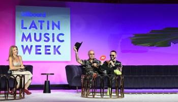 fecha Semana de la Música Latina de Billboard