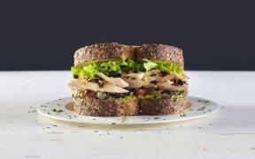 sandwich vegano de starbuck