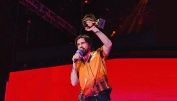 Juanes en los Premios Heat 2019