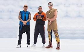 """""""Si Supieras"""" con Daddy Yankee, Wisin y Yandel"""
