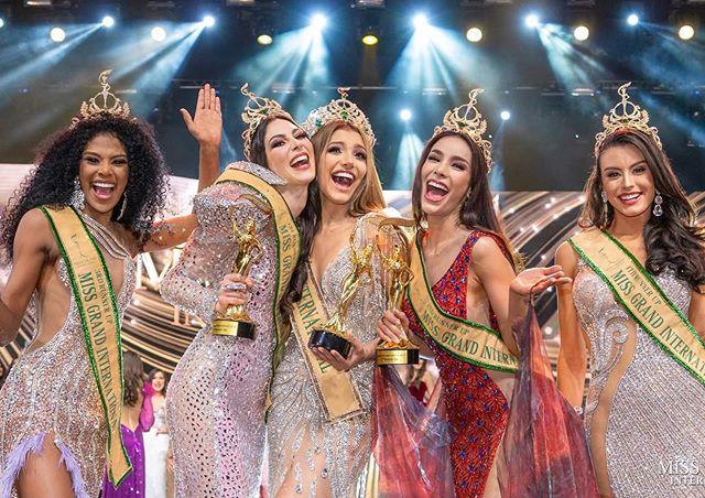 Valentina Figuera Miss Grand Internacional 2019