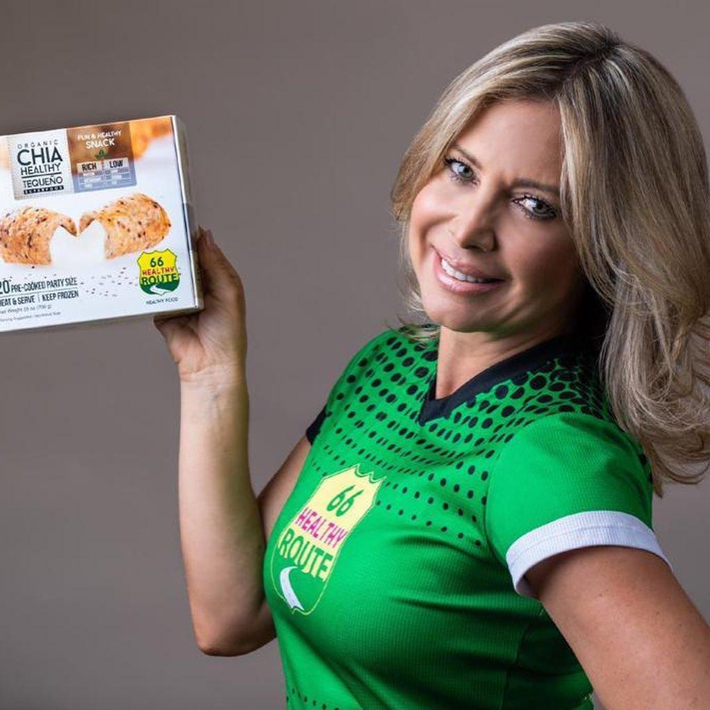 Los productos de la naciente marca Healthy Route 66 incluyen; tequeños con chía orgánica, queso bajo en sodio y bajo en grasa; Pandebono de yuca y chía orgánica, libre de gluten.