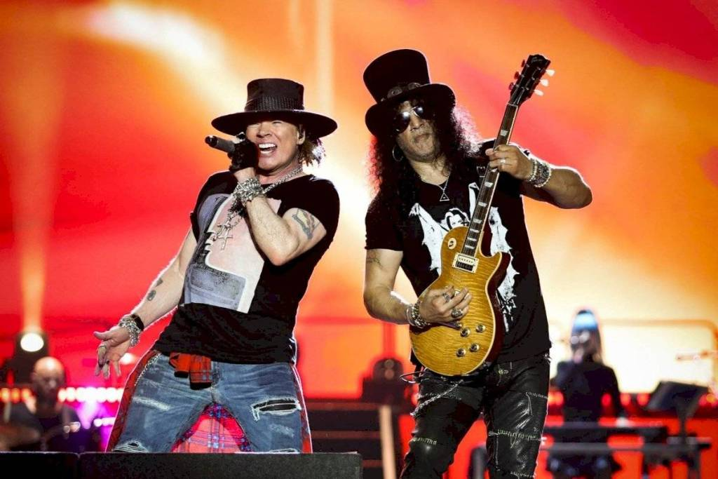 guns and roses conciertos 2020