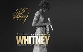 tour Whitney Houston Estados Unidos