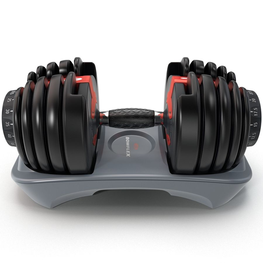 pesas ajustables  bowflex adjustable weights