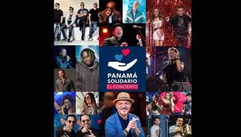 concierto virtual panama solidario