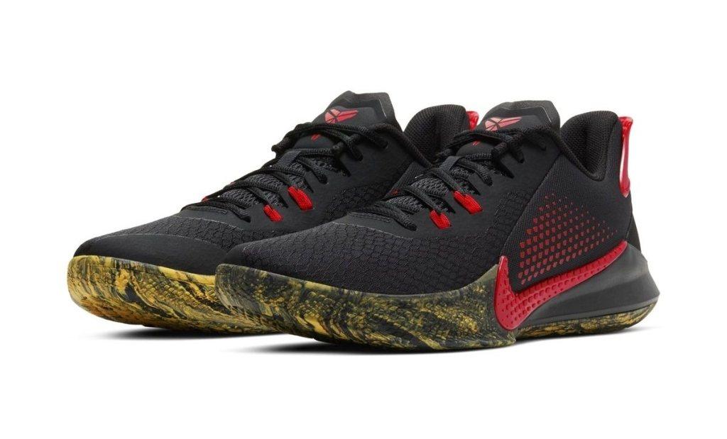Nike ha lanzado el nuevo modelo de  llamado Mamba Fury, el primer zapato despu+es de la muerte de Kobe Byant
