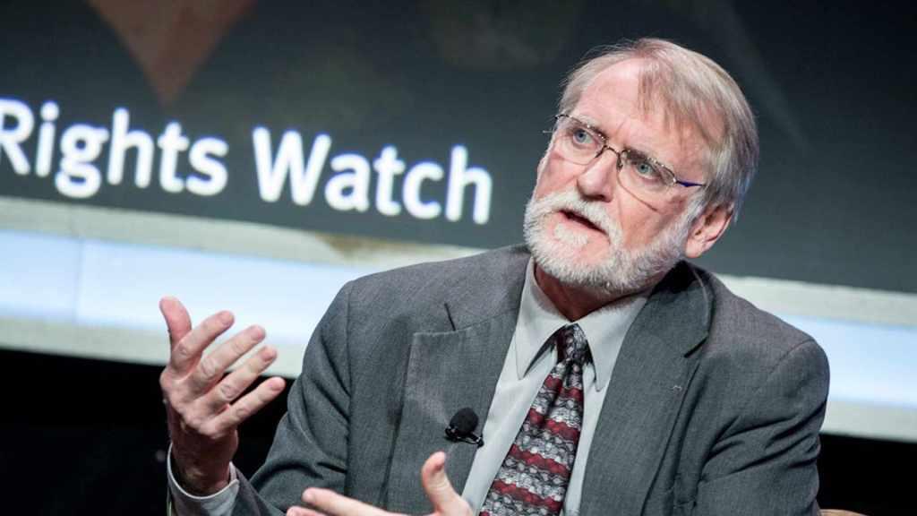 Bill Frelick de HRW aboga por el TPS a los venezolanos