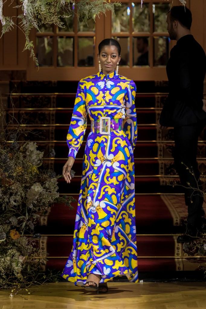 Diseñadora de Modas Yas González