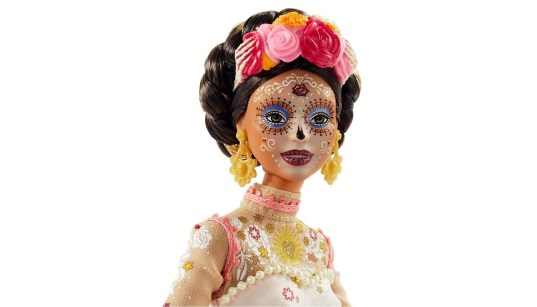 barbie dia de los muertos 2020