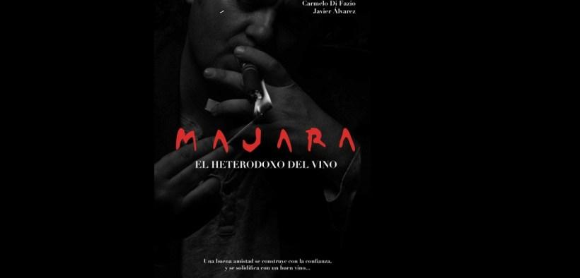 libro MAJARA, el heterodoxo del vino,