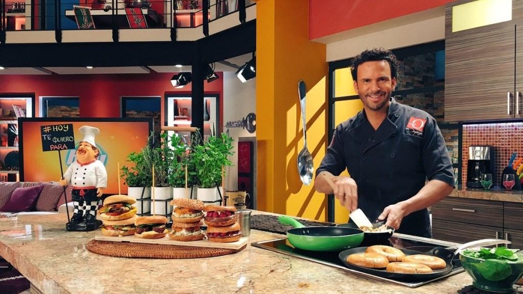 chef alfredo oropeza biografia