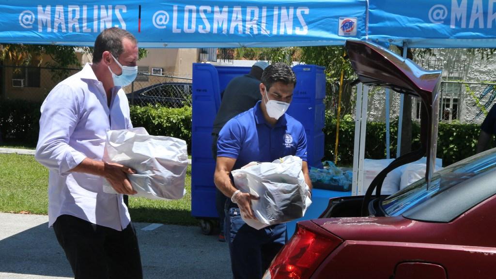 Entrega de comida gratis en Miami