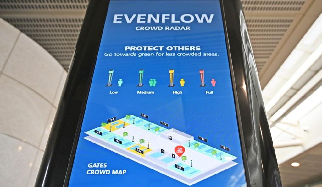 Evenflow Crowd Radar