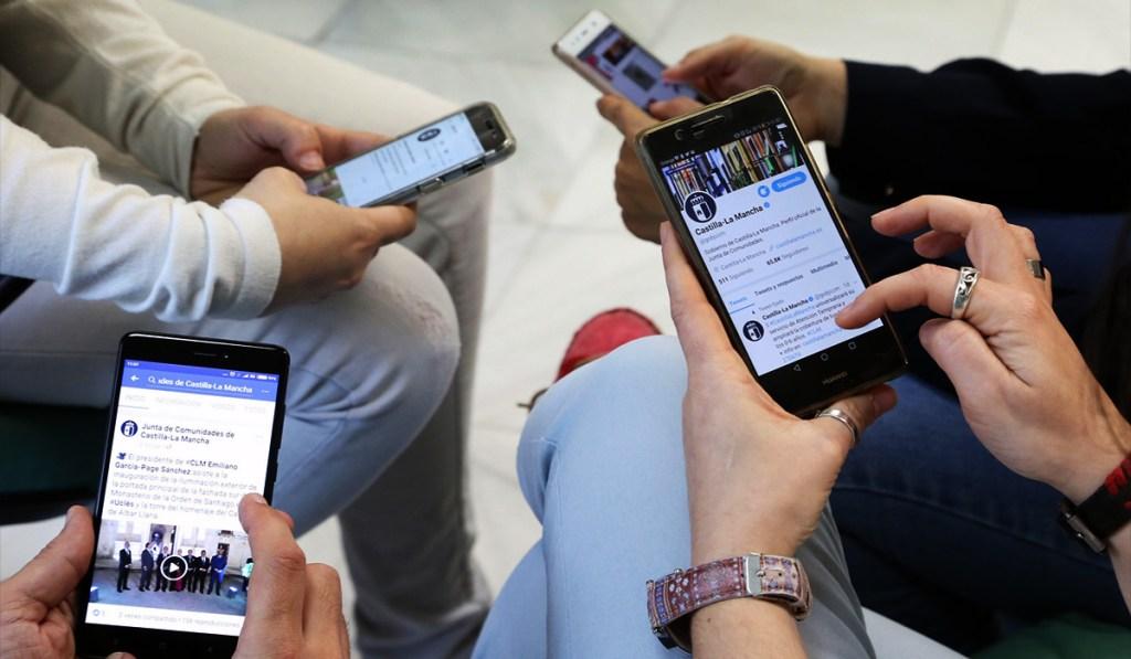 Navidad Redes Sociales