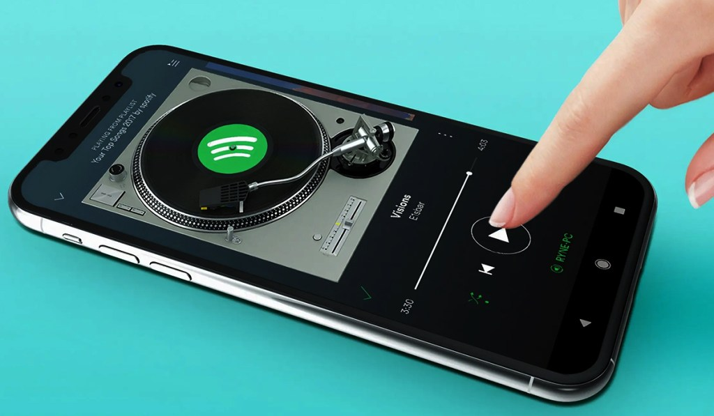 Spotify Audiolibros