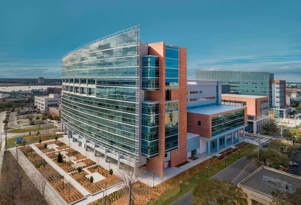 hospital infantil MUSC ubicacion