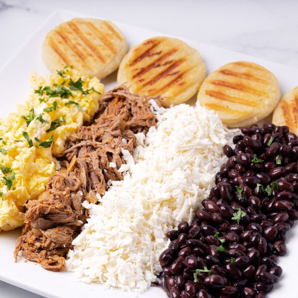 desayuno criollo venezolano en miami