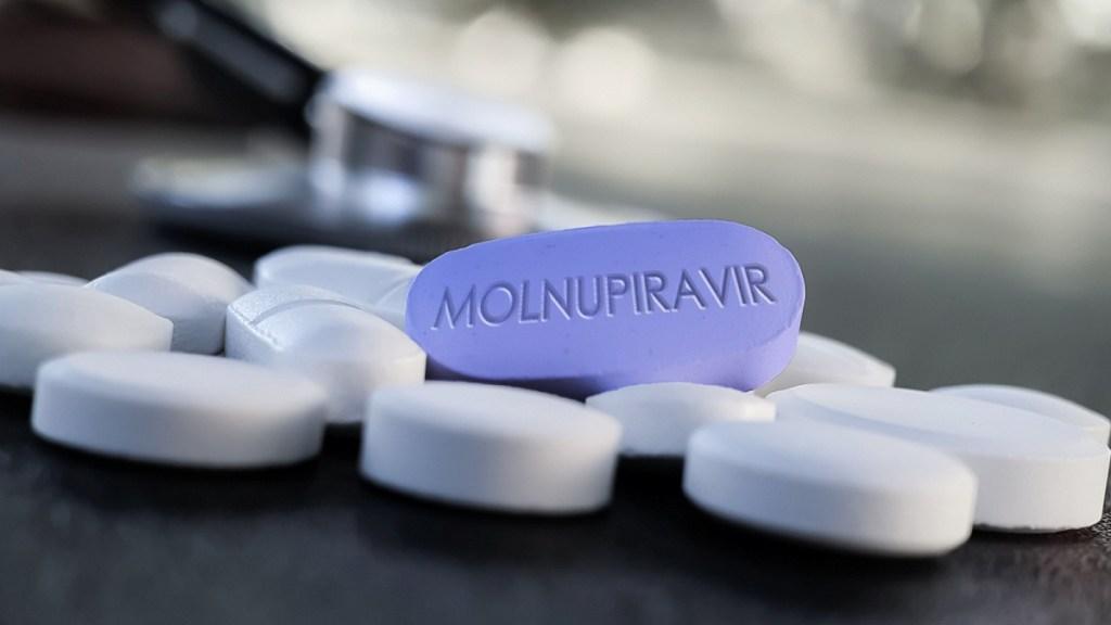 merck antiviral covid