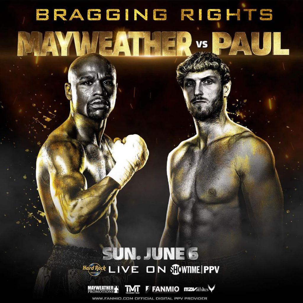 Floyd vs Logan-Paul