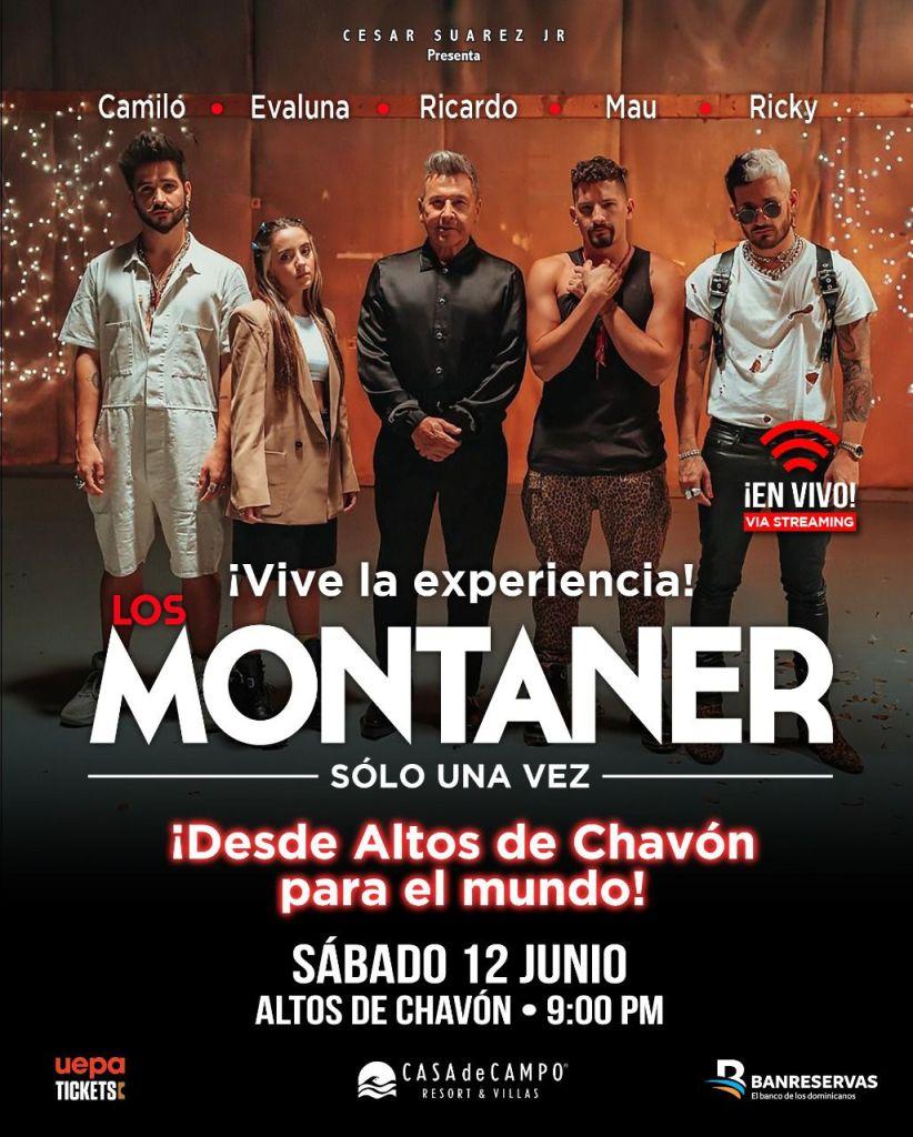 tickets concierto on line los montaner fecha