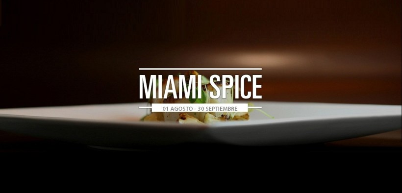 lista restaurantes miami spice 2021