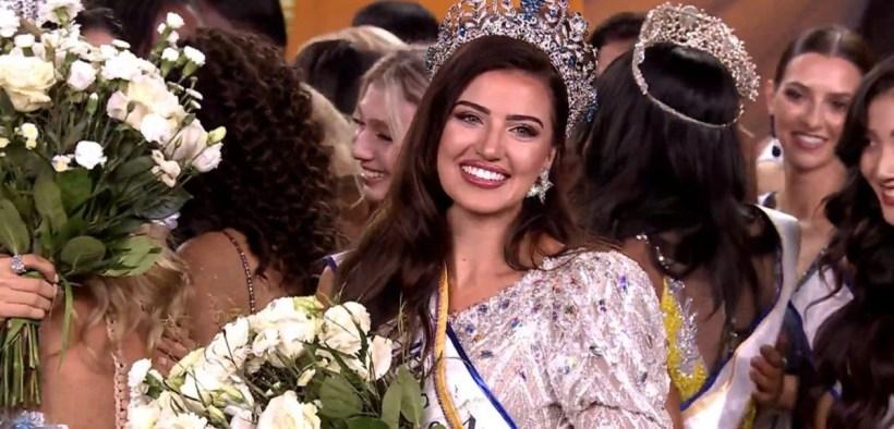 ganadora del Miss Supranational 2021