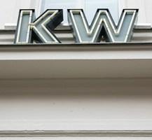 KW Eingang © Foto von Anna-Maria Weber 2014