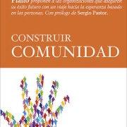 """Portada del libro """"Construir comunidad"""""""
