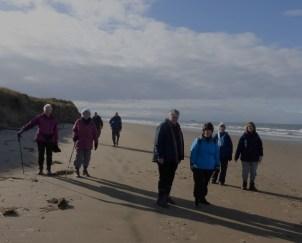 Freshfield beach - February 2016