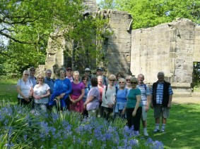 Step out with one of the 5 Walking groups