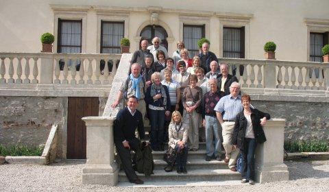 Art Appreciation trip to Verona, 2012