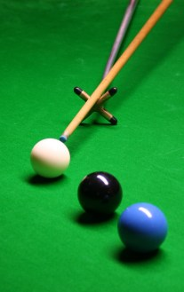 A Game of Snooker