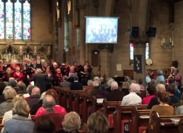 Choir and Recorder Group