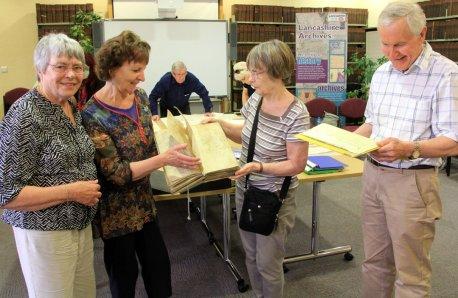Examining the record books