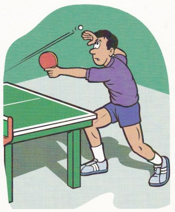 Table Tennis Matches