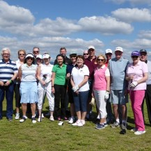 U3A golfers on holiday in the Algarve