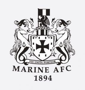 Marine AFC crest