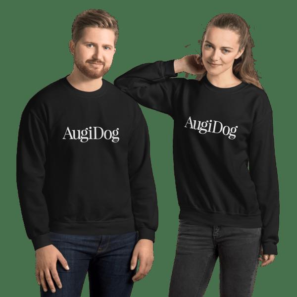 AugiDog Crew Neck Sweatshirt