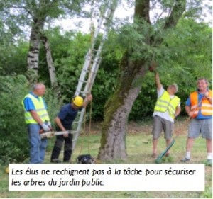 Photo Jardin Public