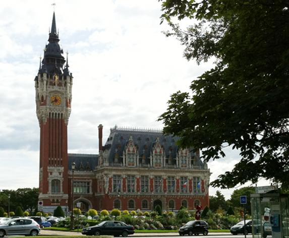 Calais tourisme beffroi