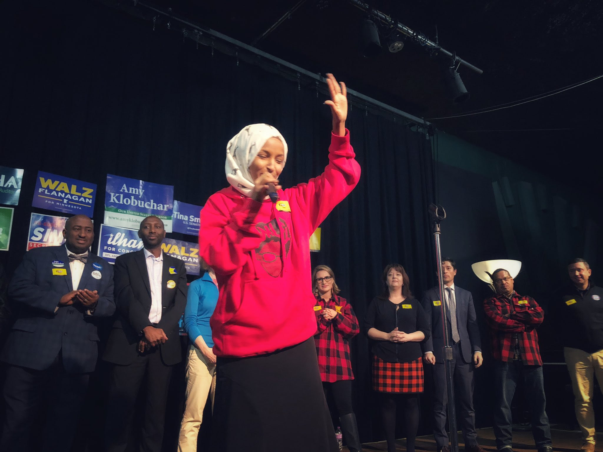 Midterms usher in diverse change