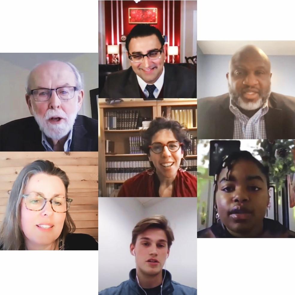 Interfaith Speakers Share Wisdom at Augsburg