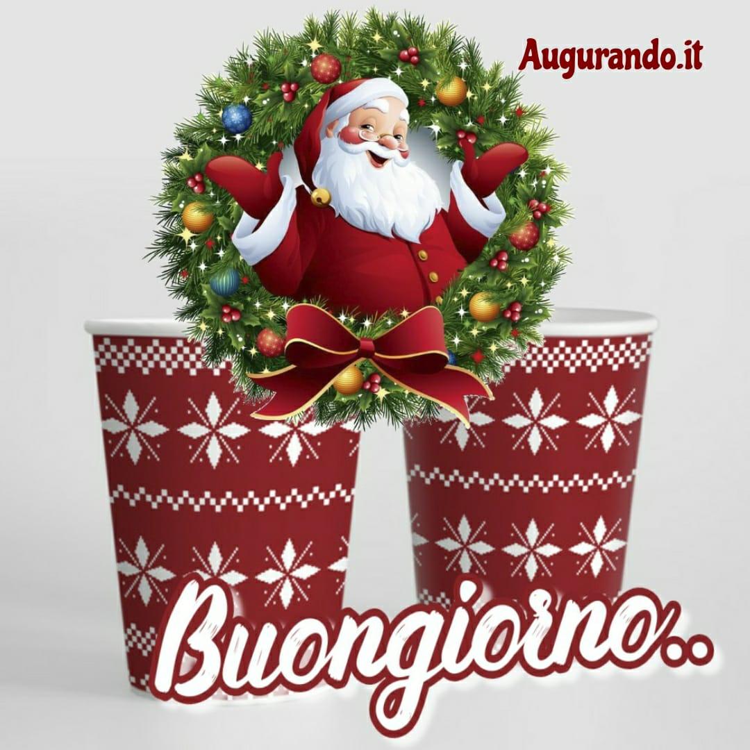 Dillo con una gif divertente! Augura Un Buongiorno Natalizio Con Le Migliori Immagini Di Natale