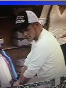 Kohls Shoplifting Suspect 6-30-14