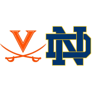 No 13 Virginia Plays Notre Dame To 1 1 Draw Thursday Augusta Free